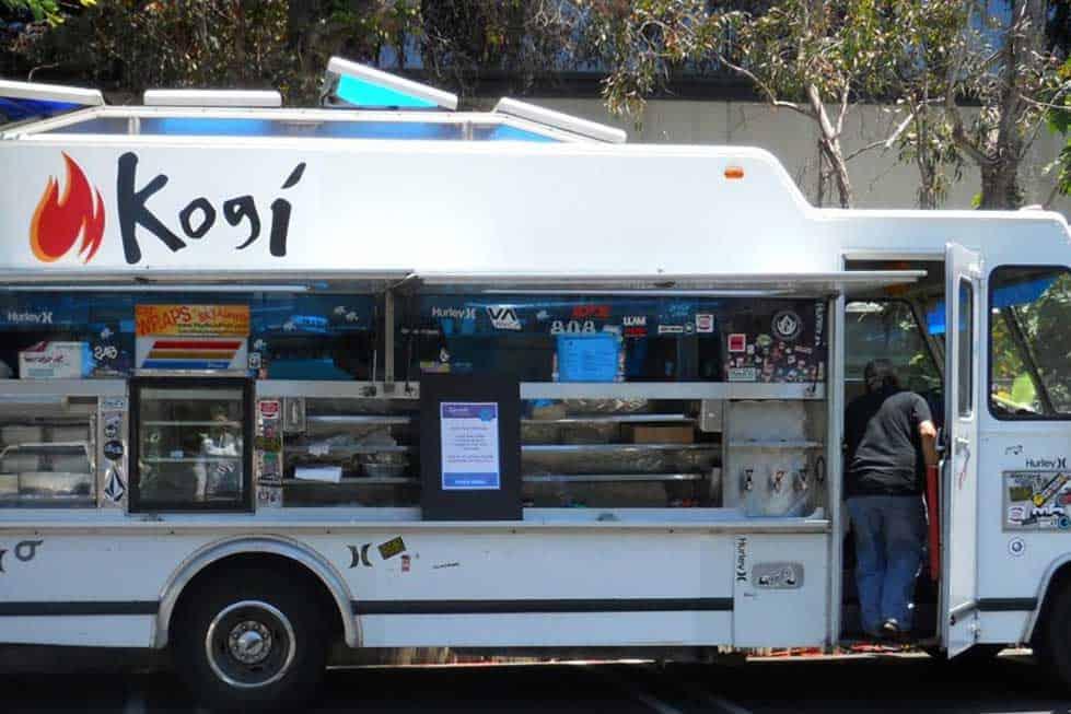 kogi la food truck