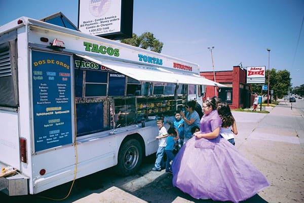 quinceanera food truck