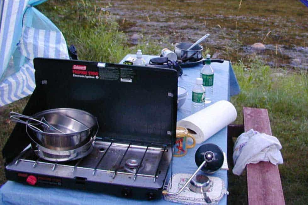 stoves for food trucks